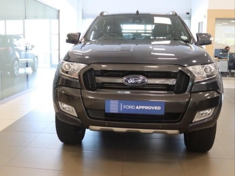 2018 Ford Ranger 3.2TDCi 3.2 WILDTRAK 4X4 Auto Double Cab Bakkie Western Cape Tygervalley_0