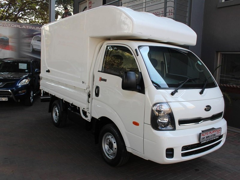 2015 Kia K 2500 Single Cab Bakkie Gauteng Pretoria_0
