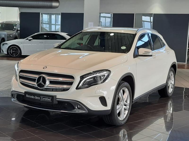 2015 Mercedes-Benz GLA-Class 200 Auto Western Cape Cape Town_0