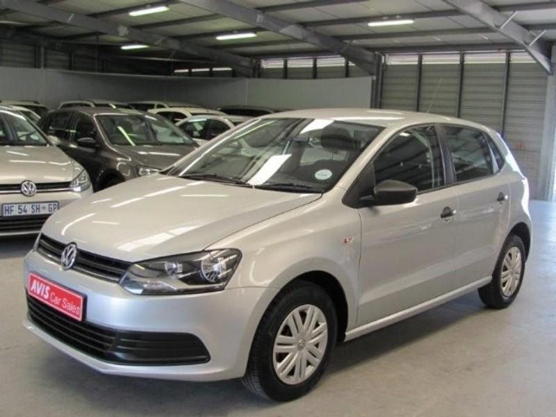 2019 Volkswagen Polo Vivo 1.4 Trendline 5-Door Western Cape Blackheath_0