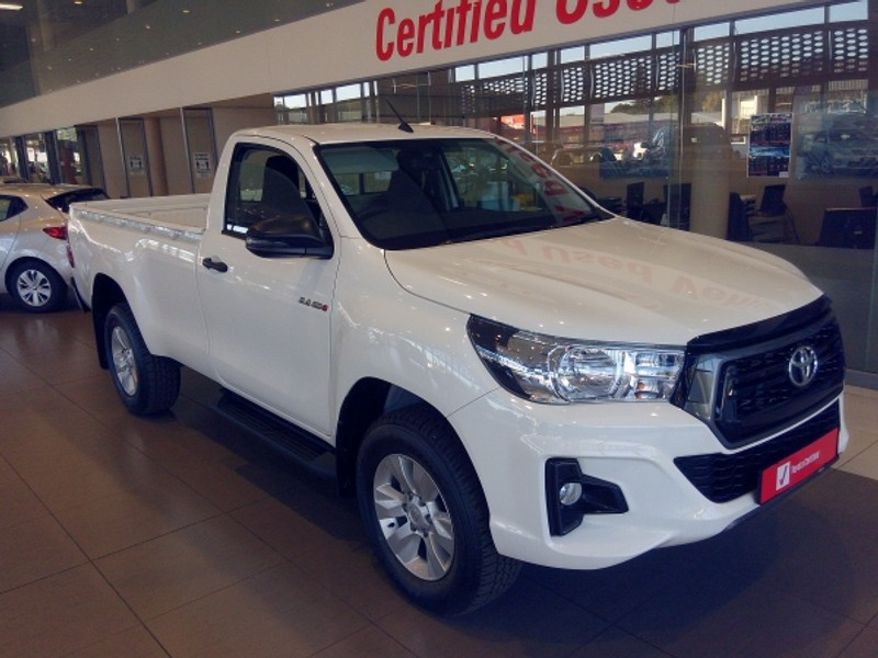 2020 Toyota Hilux 2.4 GD-6 SRX 4X4 Single Cab Bakkie Limpopo Mokopane_0