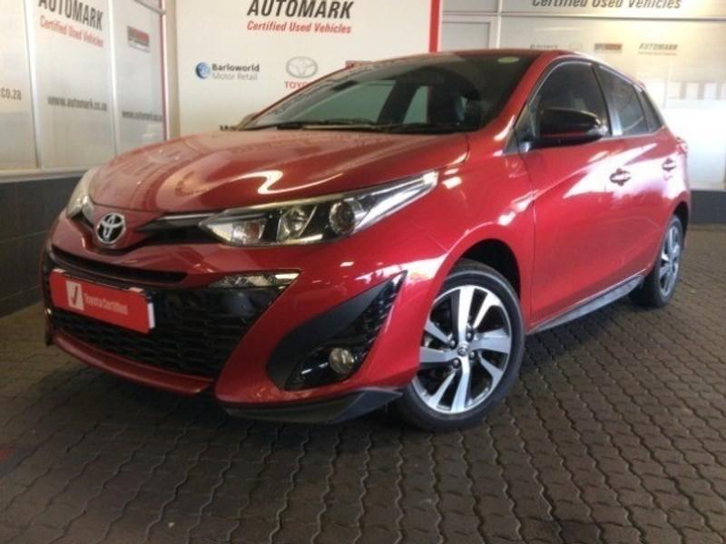 2020 Toyota Yaris 1.5 Sport 5-Door Mpumalanga Witbank_0