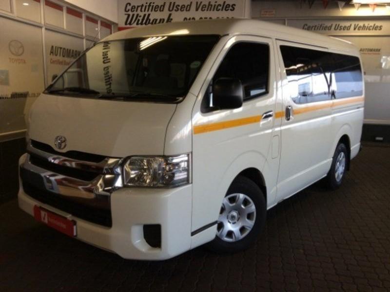 2015 Toyota Quantum 2.7 10 Seat  Mpumalanga Witbank_0