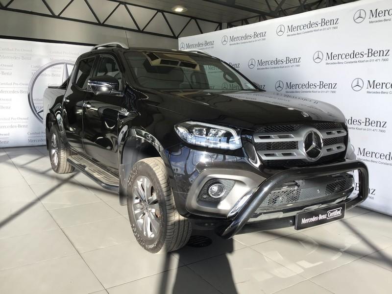 2019 Mercedes-Benz X-Class X350d 4Matic Power Gauteng Roodepoort_0