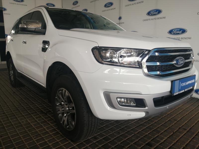 2020 Ford Everest 2.0D XLT Auto Gauteng Johannesburg_0