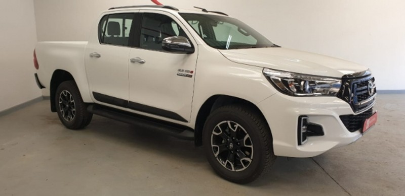 2020 Toyota Hilux 2.8 GD-6 RB Raider Double Cab Bakkie Mpumalanga Delmas_0