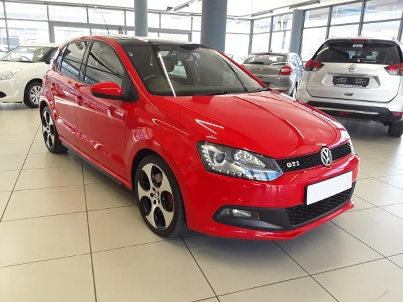 2013 Volkswagen Polo Gti 1.4tsi Dsg  Free State Bloemfontein_0