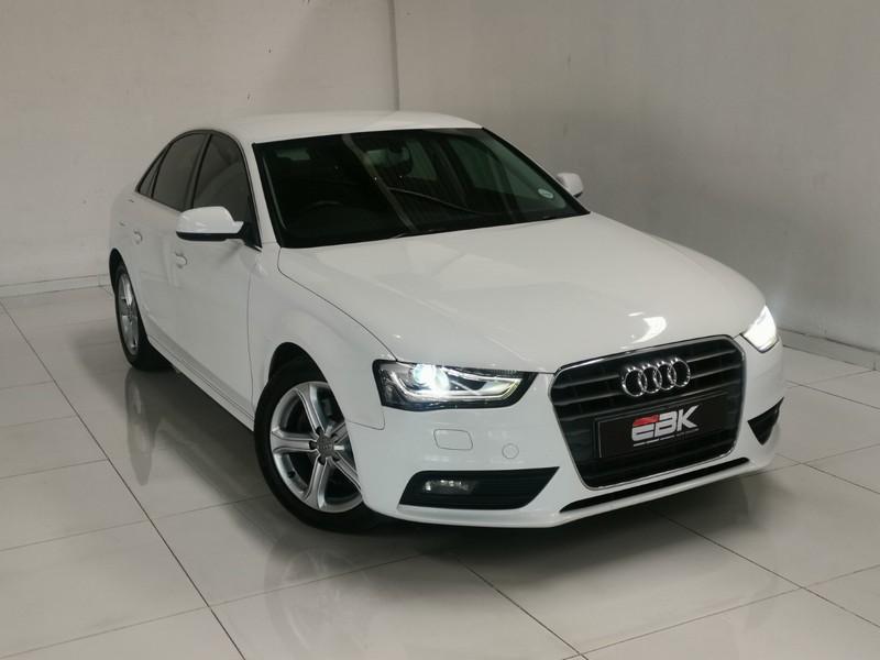 2014 Audi A4 2.0 Tdi Se  Gauteng Johannesburg_0