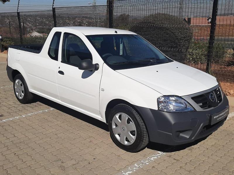 2020 Nissan NP200 1.6  Ac Safety Pack Pu Sc  Gauteng Johannesburg_0