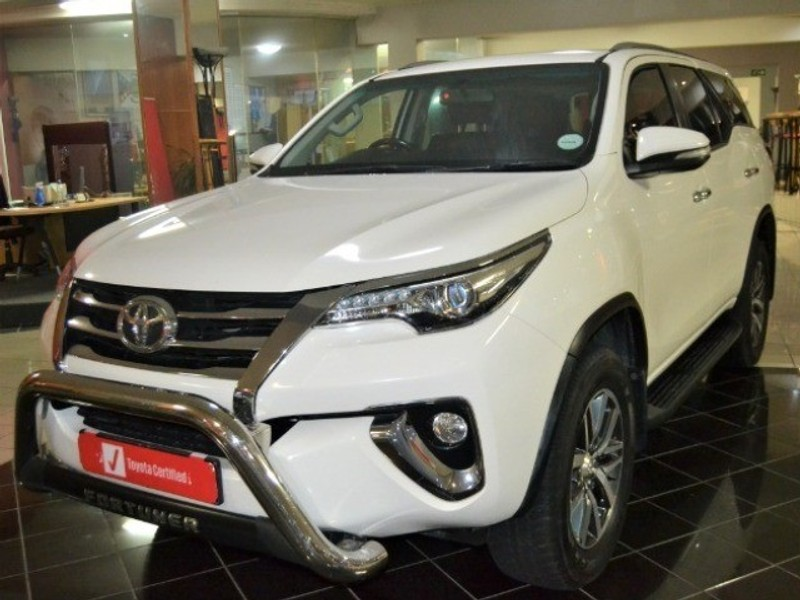 2017 Toyota Fortuner 2.8GD-6 4X4 Auto Western Cape Tygervalley_0