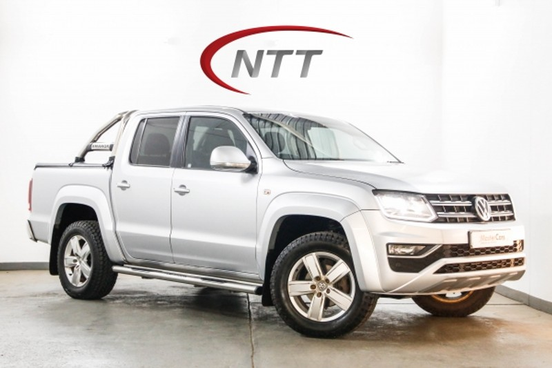 2018 Volkswagen Amarok 2.0 BiTDi Highline 132kW Auto Double Cab Bakkie North West Province Potchefstroom_0
