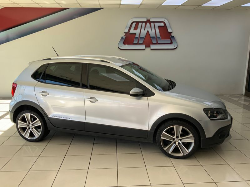 2012 Volkswagen Polo 1.6 Cross 5dr  Mpumalanga Middelburg_0