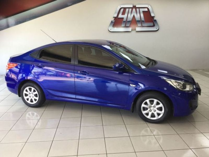 2014 Hyundai Accent 1.6 Fluid 5-Door Mpumalanga Middelburg_0