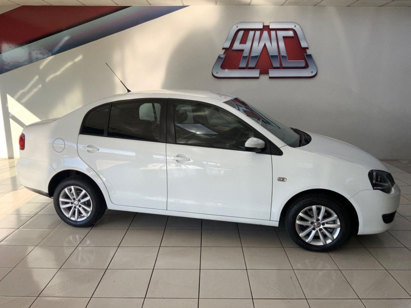 2014 Volkswagen Polo Vivo 1.4 Trendline Mpumalanga Middelburg_0