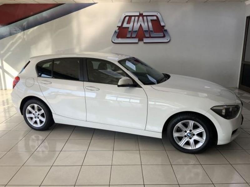 2014 BMW 1 Series 118i 5DR Auto f20 Mpumalanga Middelburg_0