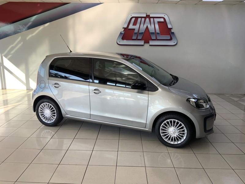 2018 Volkswagen Up Move UP 1.0 5-Door Mpumalanga Middelburg_0