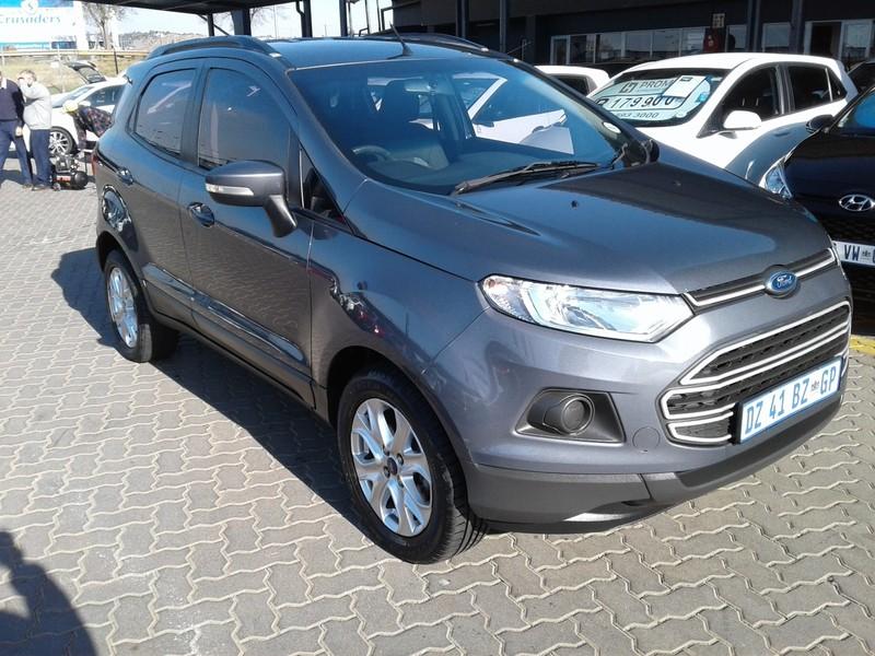 2015 Ford EcoSport 1.5TD Trend Gauteng Roodepoort_0