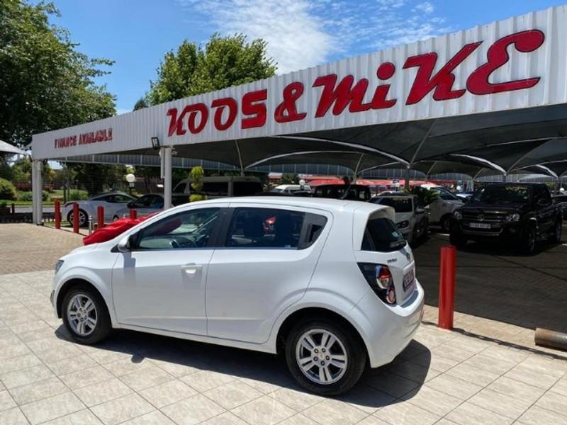2015 Chevrolet Sonic 1.6 Ls 5dr  Gauteng Vanderbijlpark_0