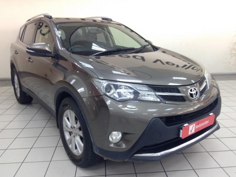 2014 Toyota Rav 4 2.5 VX Auto Limpopo Tzaneen_0