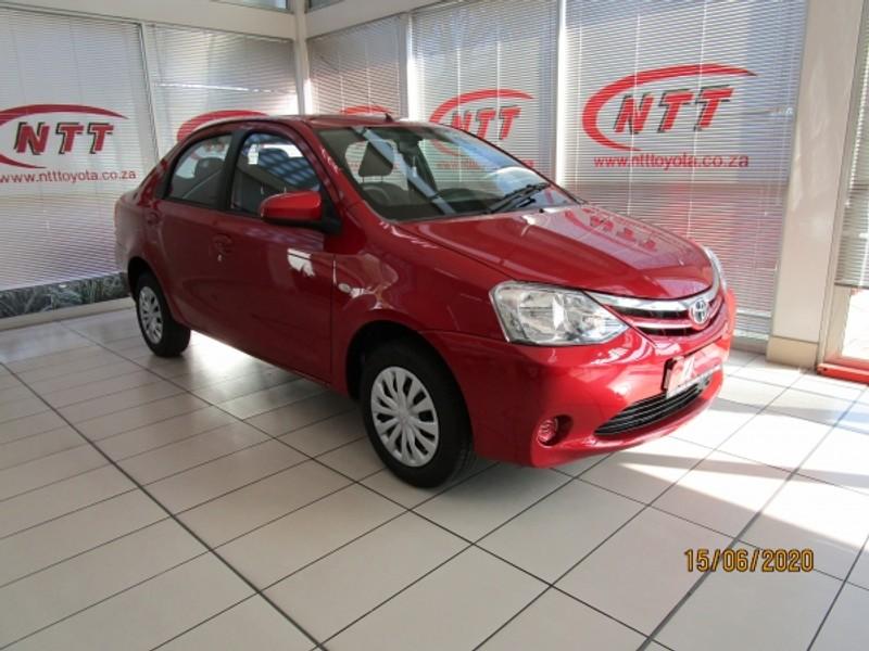 2020 Toyota Etios 1.5 Xi  Mpumalanga Hazyview_0