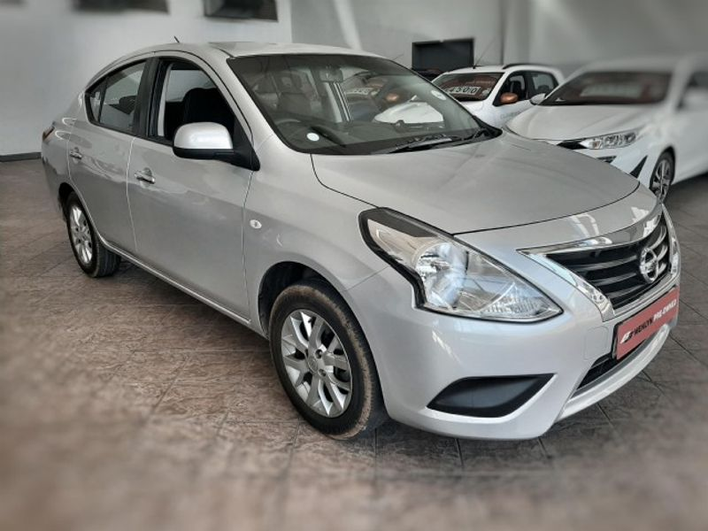 2018 Nissan Almera 1.5 Acenta Auto Gauteng Menlyn_0