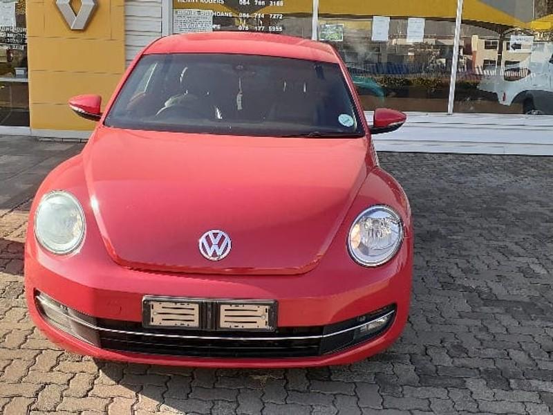 2012 Volkswagen Beetle 1.2 Tsi Design  Gauteng Vereeniging_0