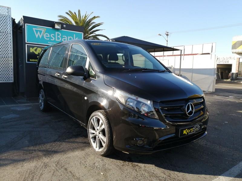 2017 Mercedes-Benz Vito 114 2.2 CDI Tourer Pro Auto Western Cape Athlone_0