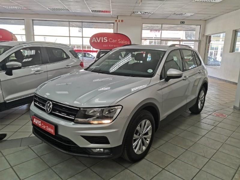2019 Volkswagen Tiguan 1.4 TSI Trendline DSG 110KW Free State Bloemfontein_0