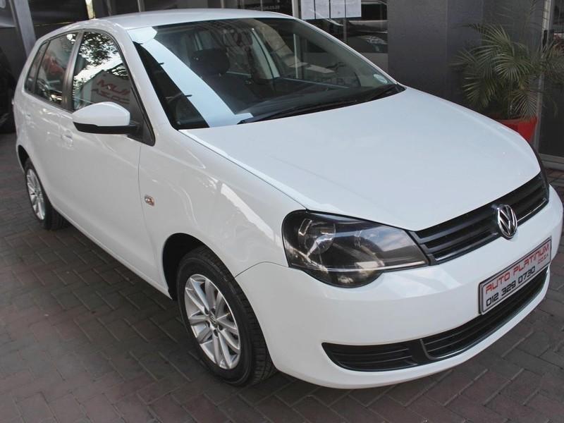 2017 Volkswagen Polo Vivo 1.4 Trendline 5Dr Gauteng Pretoria_0