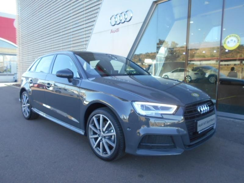 2020 Audi A3 1.4 TFSI STRONIC North West Province Rustenburg_0