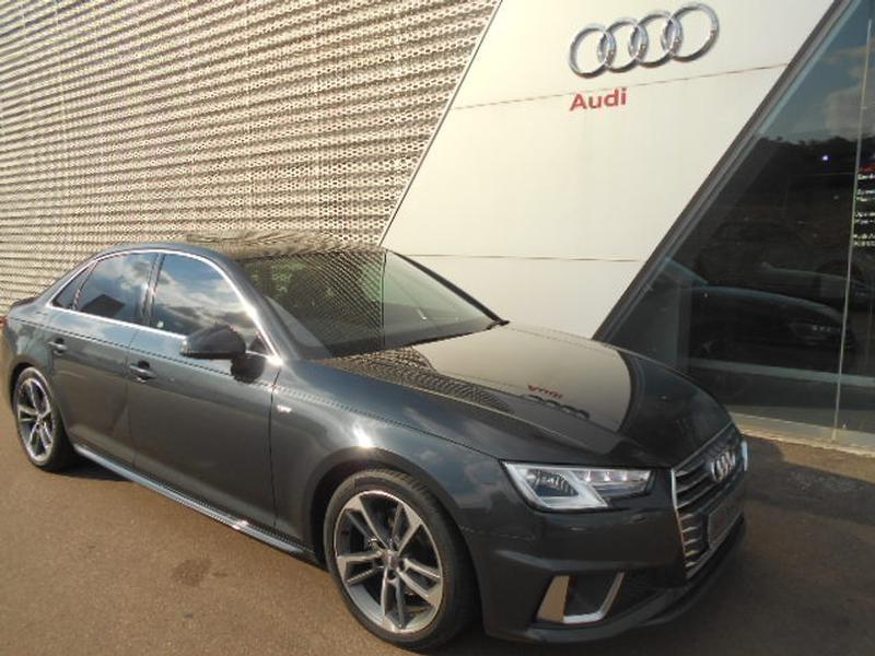 2019 Audi A4 1.4T FSI SPORT S Tronic North West Province Rustenburg_0