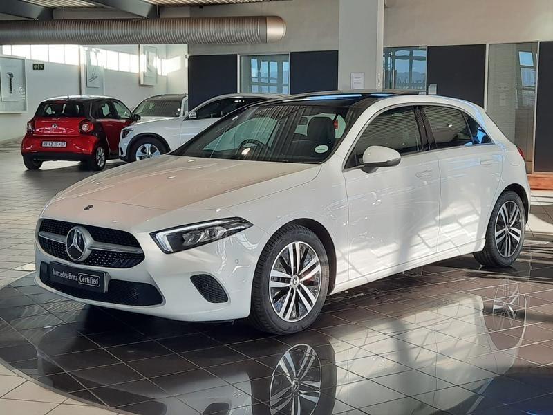 2019 Mercedes-Benz A-Class A 200d Auto Western Cape Cape Town_0
