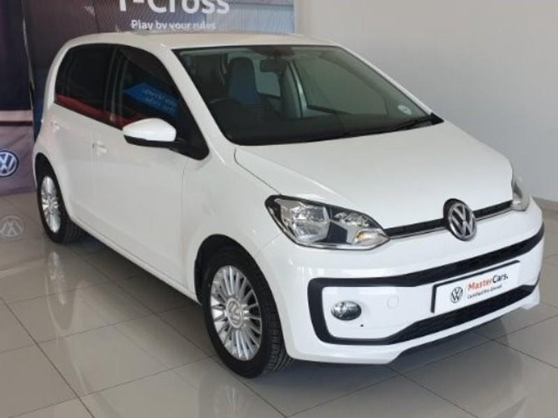 2017 Volkswagen Up Move UP 1.0 5-Door Northern Cape Kuruman_0