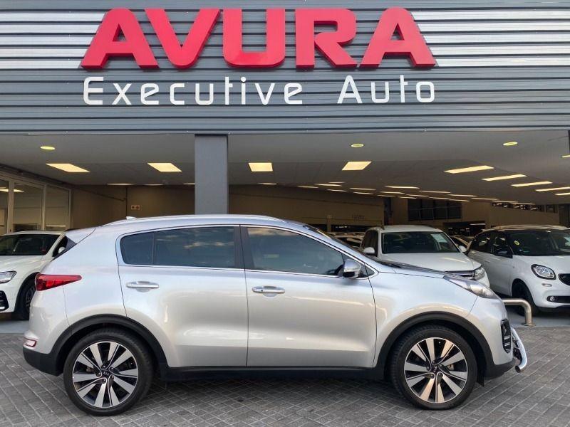 2018 Kia Sportage 2.0 EX Auto North West Province Rustenburg_0