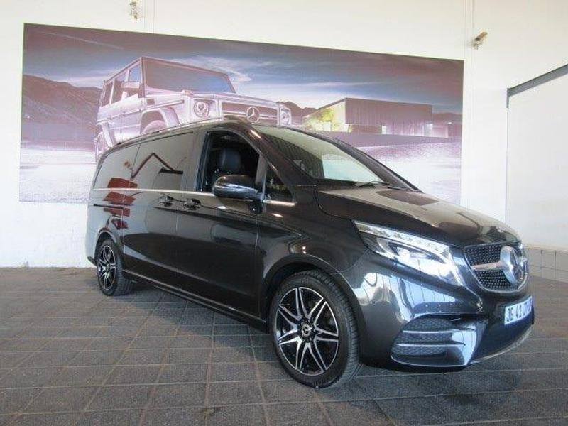 2019 Mercedes-Benz V-Class V250 Bluetech Avantgarde Auto Gauteng Midrand_0