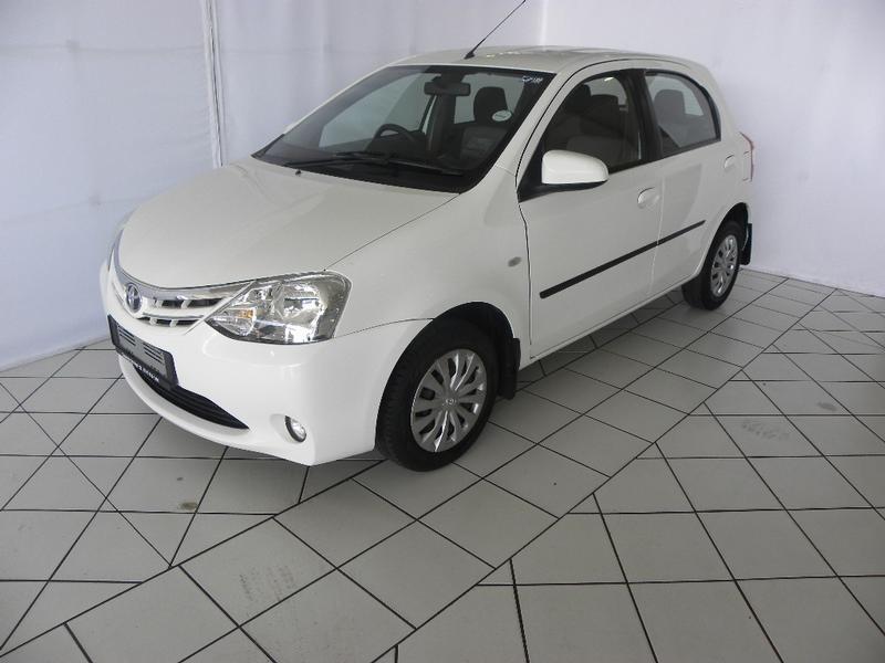 2014 Toyota Etios 1.5 Xs 5dr  Gauteng Springs_0