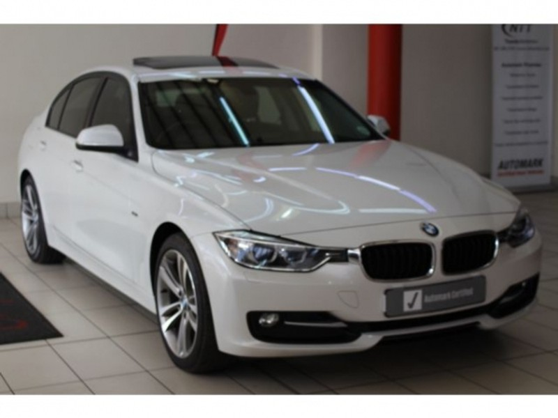2015 BMW 3 Series 320D Sport Line Auto Mpumalanga Barberton_0