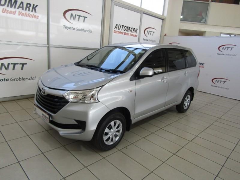 2020 Toyota Avanza 1.3 SX Limpopo Groblersdal_0