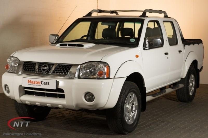 2014 Nissan NP300 Hardbody 2.5 TDi HI-RIDER Double Cab Bakkie Gauteng Heidelberg_0