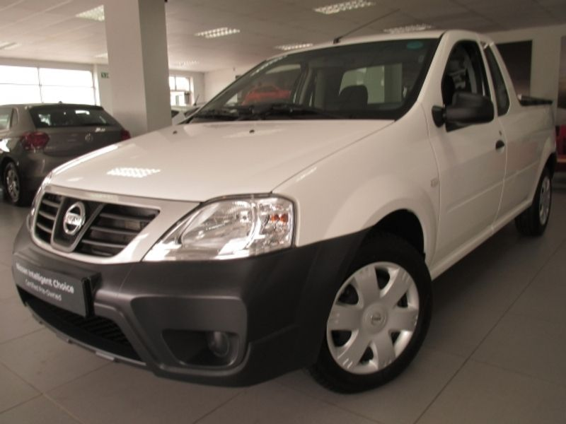 2020 Nissan NP200 1.6  Ac Safety Pack Pu Sc  North West Province Potchefstroom_0