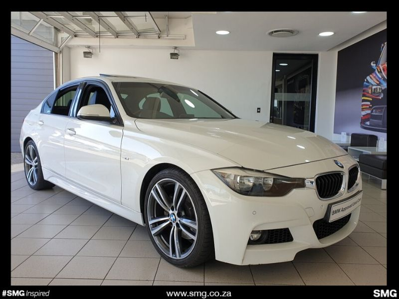 2016 BMW 3 Series 330D M Sport Auto Western Cape Tygervalley_0