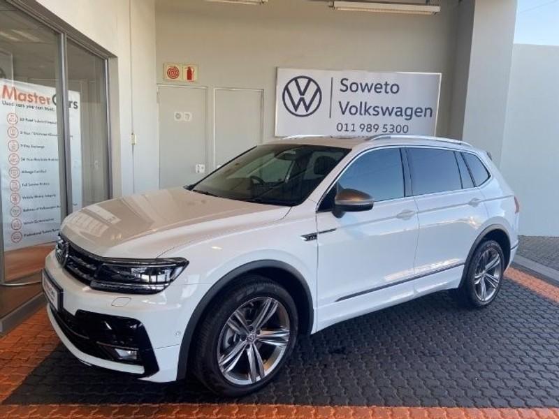 2020 Volkswagen Tiguan AllSpace 1.4 TSI CLINE DSG 110KW Gauteng Soweto_0