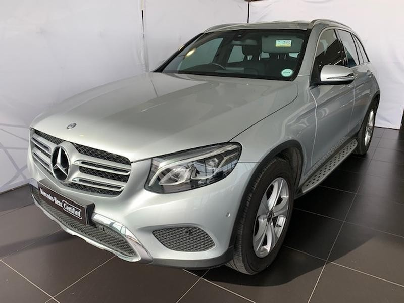 2017 Mercedes-Benz GLC 250d Exclusive Western Cape Paarl_0