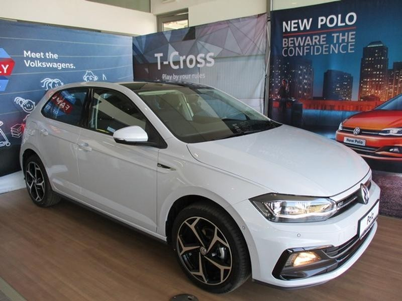 2020 Volkswagen Polo 1.0 TSI Comfortline North West Province Rustenburg_0