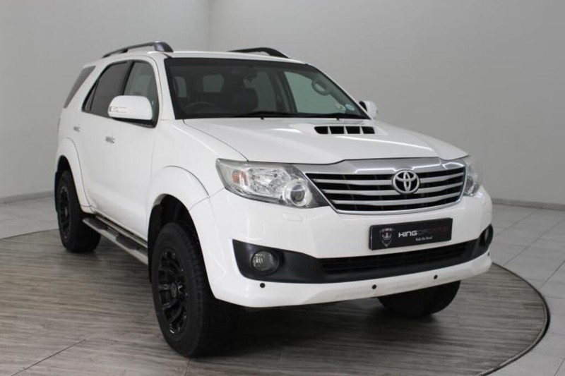 2014 Toyota Fortuner 3.0d-4d Rb At  Gauteng Boksburg_0