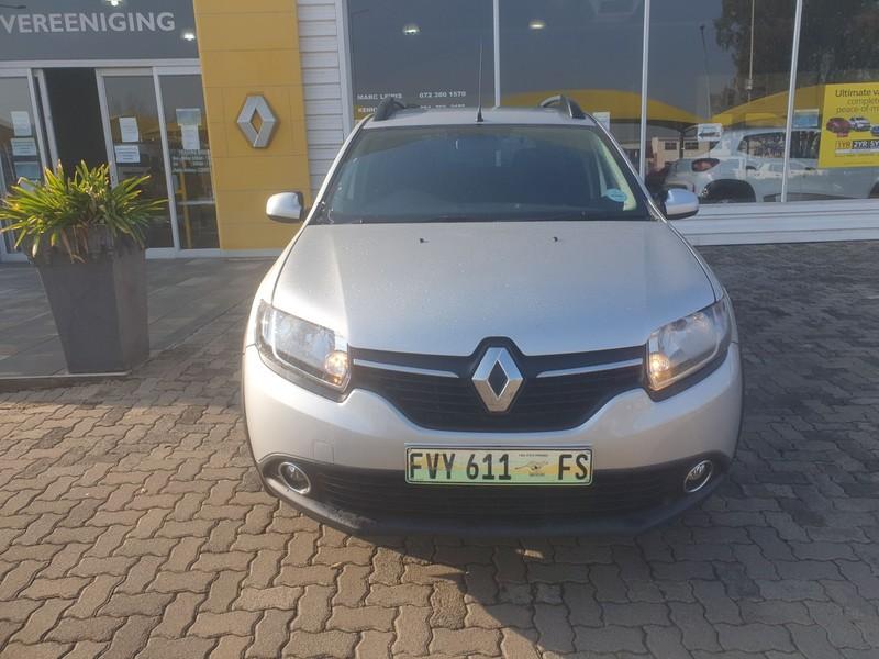2016 Renault Sandero 900T Stepway Gauteng Vereeniging_0
