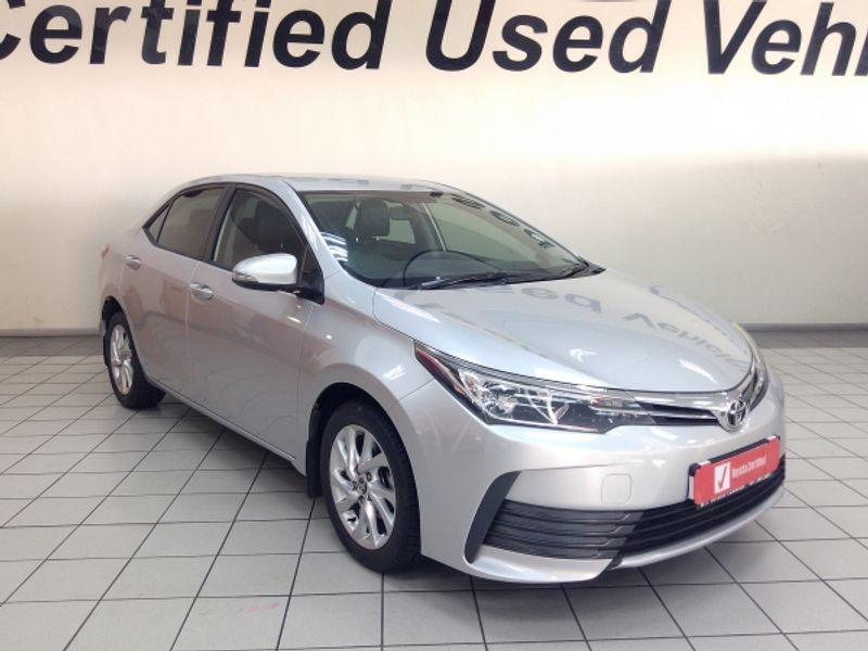 2017 Toyota Corolla 1.6 Prestige Limpopo Tzaneen_0