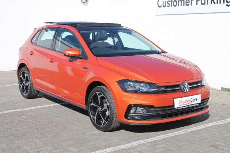 2020 Volkswagen Polo 1.0 TSI Highline DSG 85kW Eastern Cape King Williams Town_0