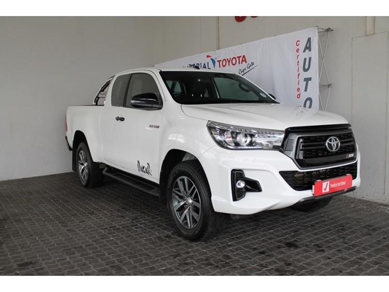 2018 Toyota Hilux 2.8 GD-6 RB Raider 4X4 Auto PU ECAB Western Cape Brackenfell_0