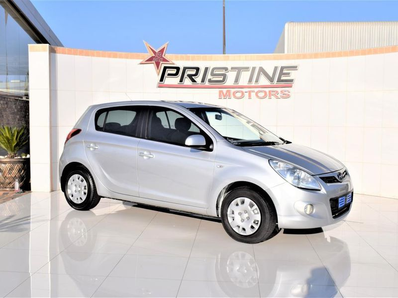 2011 Hyundai i20 1.4  Gauteng De Deur_0
